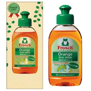 フロッシュ食器用洗剤125ml オレンジ